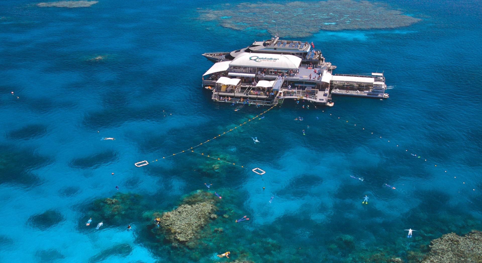 Agincourt Reef Cruises