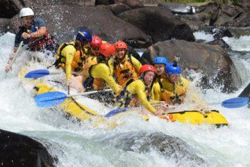 Barron River Rafting