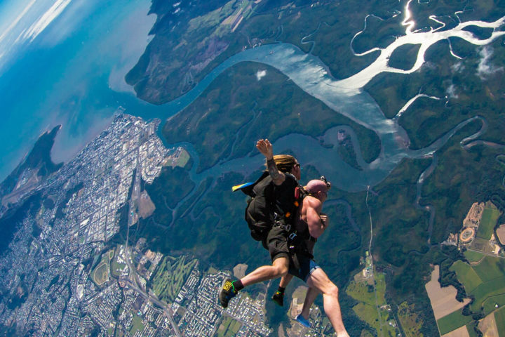 Skydiving Cairns