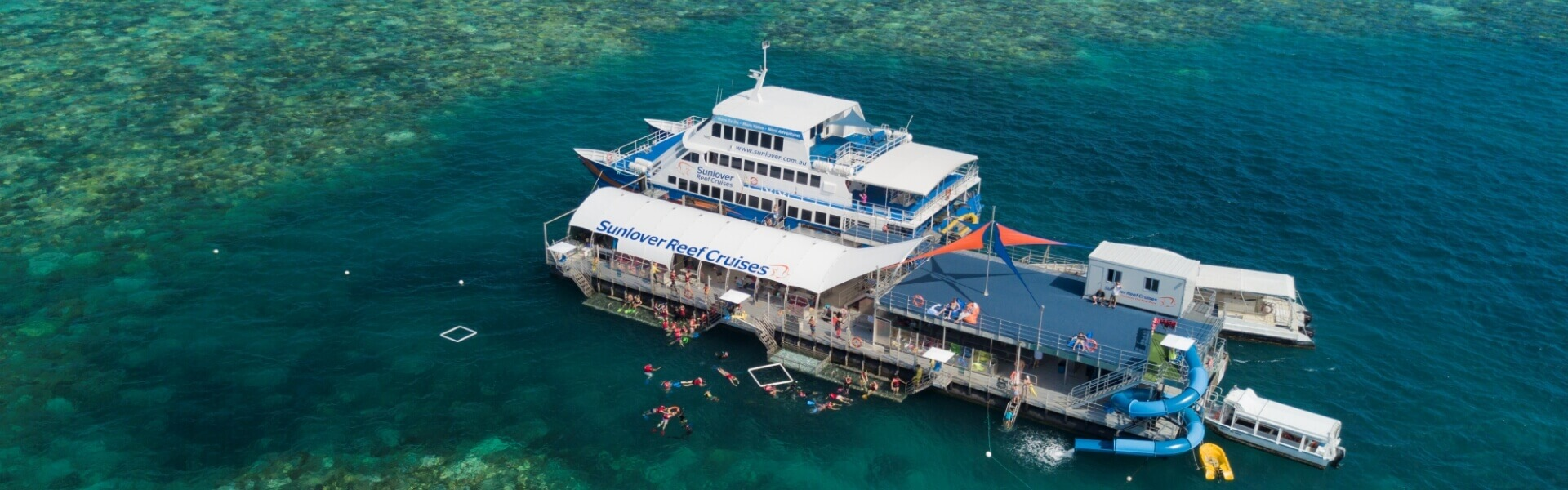 Moore Reef Cruises ★FREE Fitzroy Island Transfers Campaign★