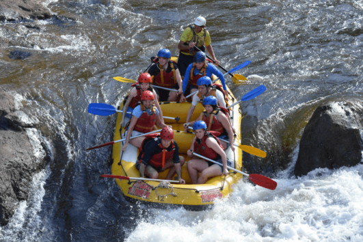 Rafting & Water Sports