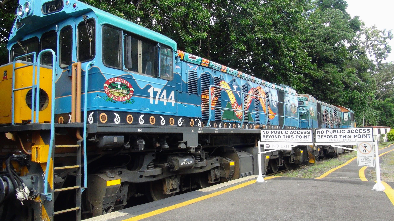 Kuranda railway drtours
