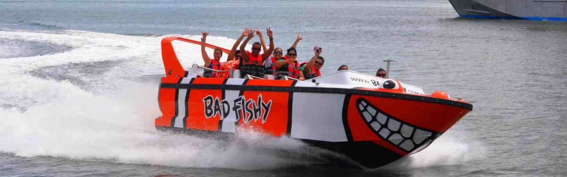 Bad Fishy Jet Boat Experience