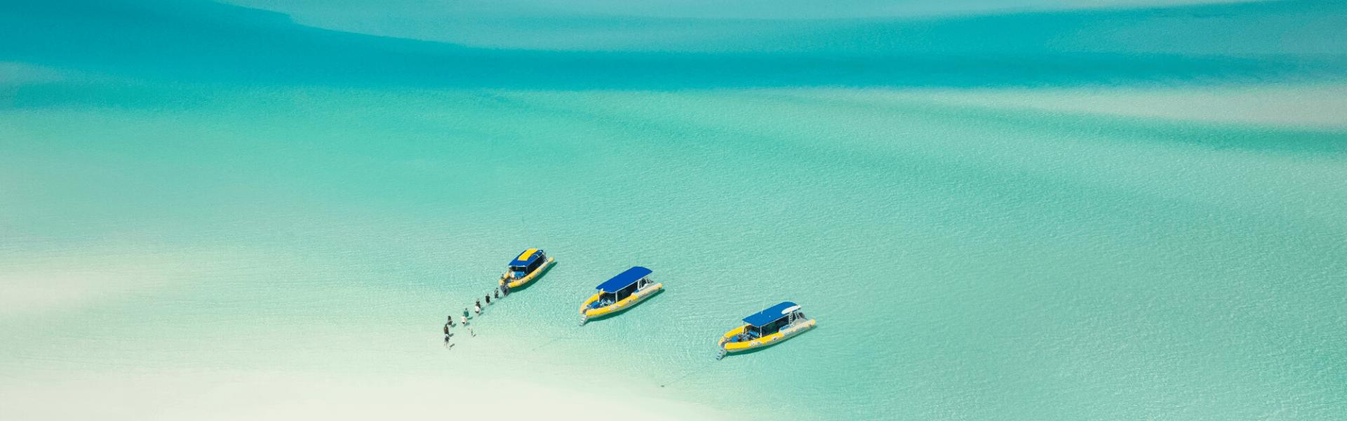 Ocean Rafting – Airlie Beach