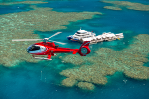 Scenic Helicopter Flight to Moore Reef