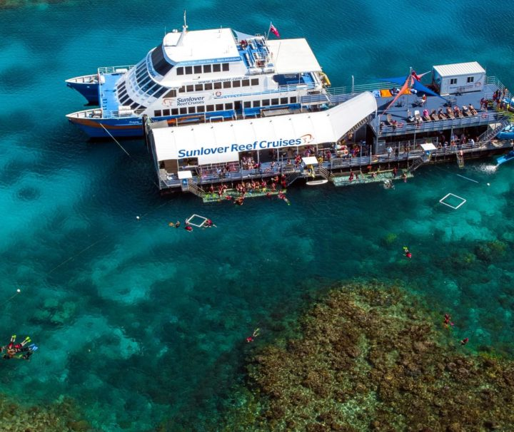 Moore Reef Cruises
