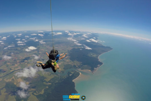 Skydiving & Bungy Jumping