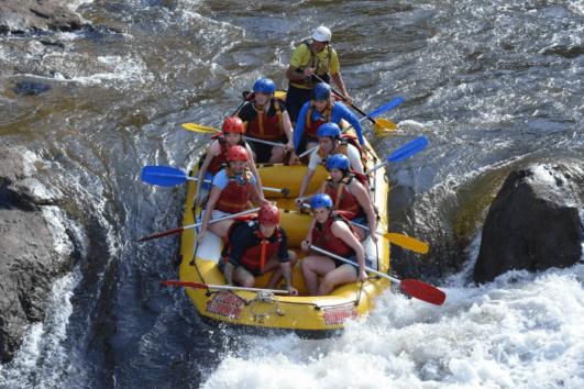 Rafting & Water Sports